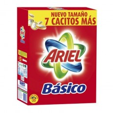 ARIEL BASICO 35 CACITOS POLVO