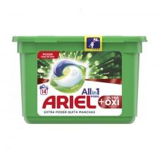 ARIEL 3EN1 PODS 14 ULTRA OXY