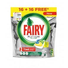 FAIRY CAPS PLATINUM 16+16 LIMON