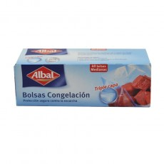 ALBAL BOLSAS CONGELACION MEDIANA