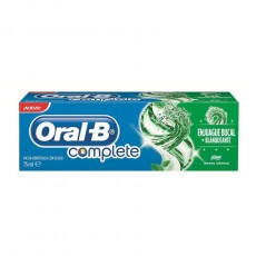 ORAL-B PASTA COMPLETE ENJUAGUE BUCAL 75M