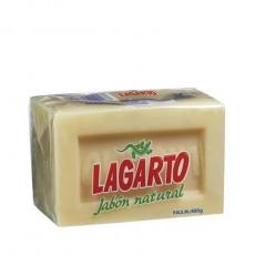 LAGARTO JABON PASTILLA 400 GRS.