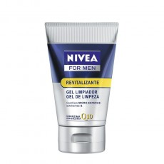 NIVEA FOR MEN Q10 SKIN ENERGY GEL 50 ML.
