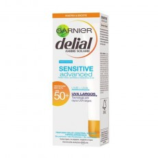DELIAL CREMA SENSITIVE ADVANCED F-50 50 ML.