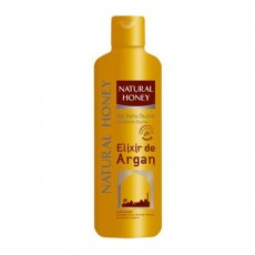 NATURAL HONEY GEL ELIXIR DE ARGAN 650 ML