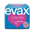EVAX COTTONLIKE NORMAL ALAS 16 UDS.