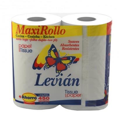 LEVIAN PAPEL COCINA MAXI DUPLO