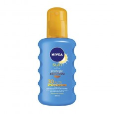 NIVEA SPRAY PROTEGE & BRONCEA F-30 200 ML.