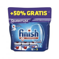 FINISH QUANTUM PASTILLAS 18 UDS.+9 UDS.