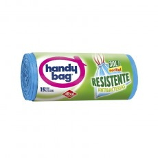HANDY BAG BOLSA BASURA AU.RESIST.ANTIBAC
