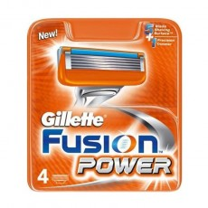 GILLETTE FUSION POWER CARGADOR 4