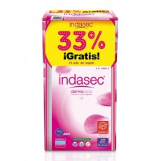 INDASEC COMPRESA INCONTINENC.MINI 20+10