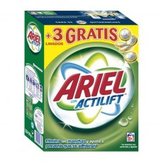 ARIEL REGULAR 28+3 CACITOS