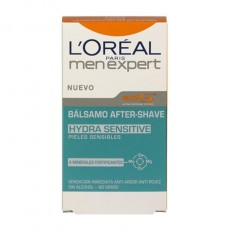 l'real men expert bálsamo hidratante 24 h. 100 ml.
