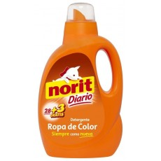NORIT DIARIO COLORES LIQUIDO 1500 ML.