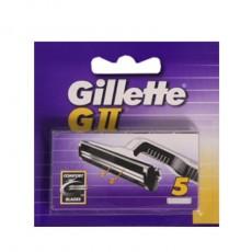 GILLETTE G.II CARGADOR 5 UDS.