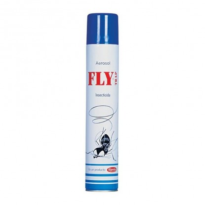 FLY-TRAP INSECTICIDA 750 ML