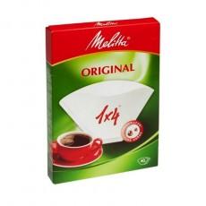 MELITTA FILTROS DE CAFE 40 UNIDADES