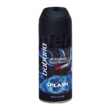 BABARIA FOR MEN DEO. SPRAY SPLASH 150 ML