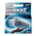 GILLETTE MACH 3 TURBO CARGADOR