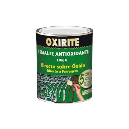 OXIRITE ESMALT.ANTIOX.FORJA VERDE 750 ML