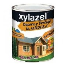 XYLAZEL DECORA SATINADO CASTAÑO 750 ML.