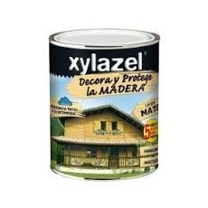 XYLAZEL DECORA MATE CASTAÑO 750 ML.