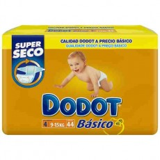 DODOT BASICO T.3 50 (4-10 KG.)