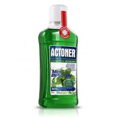 ACTONER ENJUAGUE 500 ML MINT EXPLOTION