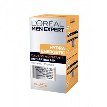 L'OREAL MEN EXPERT HIDRA ENERGETIC 50 ML