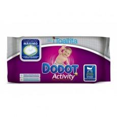 DODOT TOALLITAS ACTIVITY VIAJE 24 UDS
