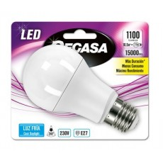 cegasa led estandar 10,5 w fria