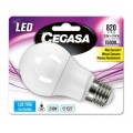 cegasa led estandar 8,8 w fria