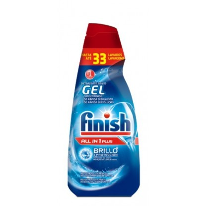 FINISH GEL TEN1 33 DOSIS REGULAR