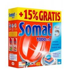 SOMAT 5 TODO EN 1 34+5 TABS