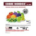 COBRE NORDOX 75 WG FUNGICIDA CUPRICO 25C