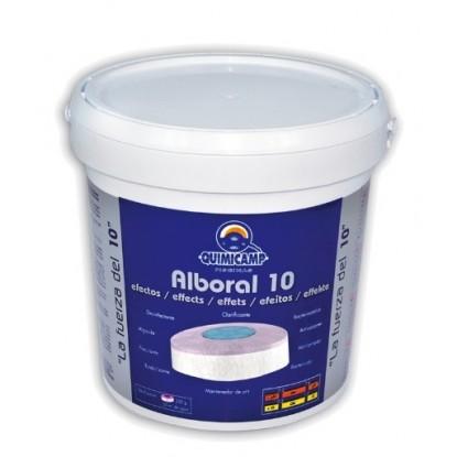ALBORAL 10 EFECTOS 5 KG.(250 GRS.)201205