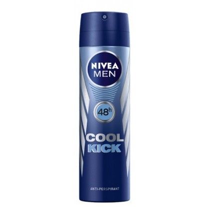 NIVEA DEO. SPRAY MEN AQUA COOL 200 ML.