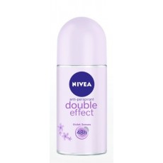 NIVEA DEO. ROLLON DOUBLE EFFECT 50 ML.