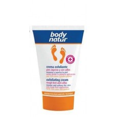 BODY NATUR PIES CREMA EXFOLIANTE 100 ML