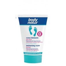 BODY NATUR PIES CREMA HIDRATANTE 100 ML