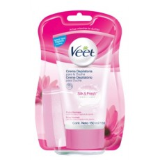 VEET CREMA DUCHA 150 ML.TUBO PIEL NORMAL