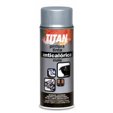 TITAN SPRAY NEGRO ANTICALORICO 302 200 M