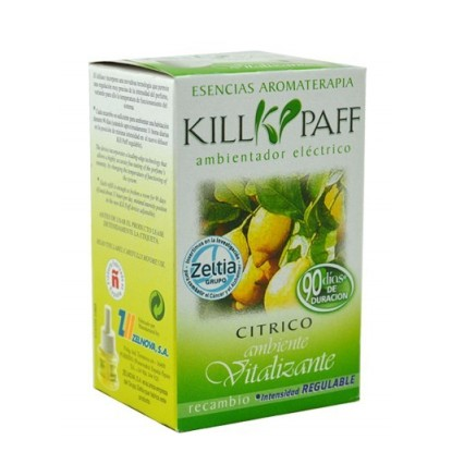 KILL-PAFF RECAMBIO ESENCIAS CITRICO 25ML