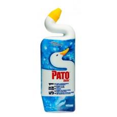 PATO W.C. AZUL LIQUIDO 750 ML.