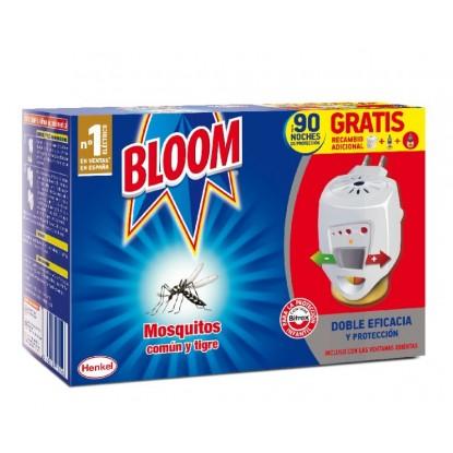 BLOOM APARATO ELECTRICO DOBLE EFICACIA- 2 APARTOS+1 RECAMBIO