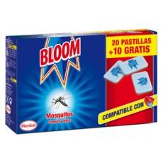 BLOOM RECAMBIO ELECTRICO PTLLAS.20+10 UD