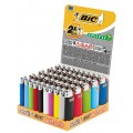 BIC EXPOS.MECHERO MINI CLASICOS 50 UNID