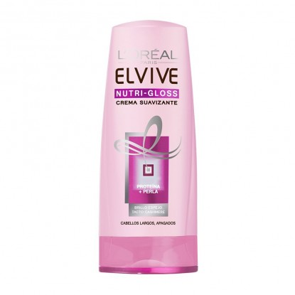 ELVIVE SUAVIZANTE 250 ML. NUTRIGLOSS+%