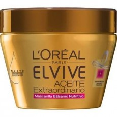 ELVIVE MASCARILLA 300 ML. ACEITE EXTRAOR